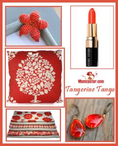 Tangerine Tango products