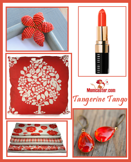 Tangerine Tango – Products I Love