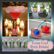 6 Crazy Cool Party Drinks
