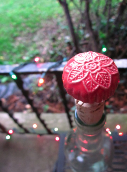 DIY WINE STOPPER
