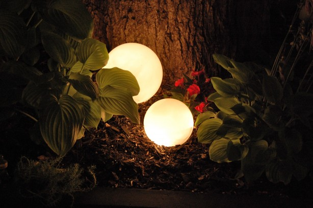outdoor diy light