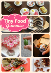 tiny foods