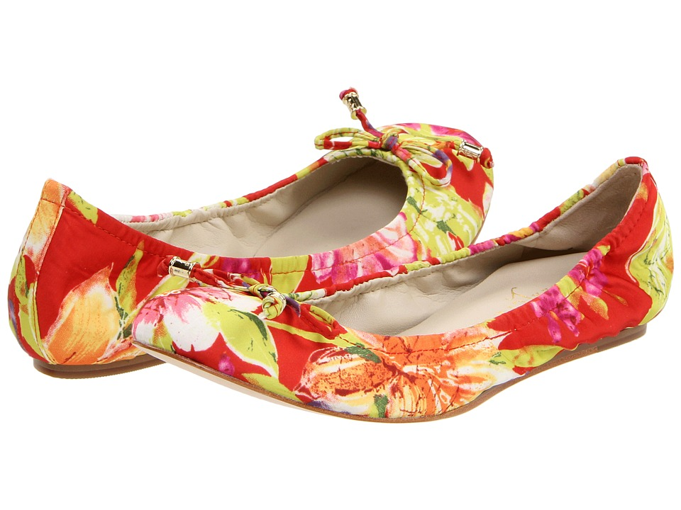 Floral Print Shoes for Summer