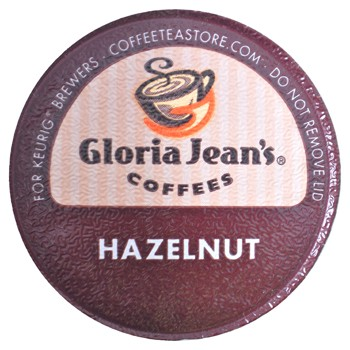 Gloria Jeans Hazelnut K-cup review