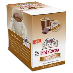 Hot Cocoa K-Cup review