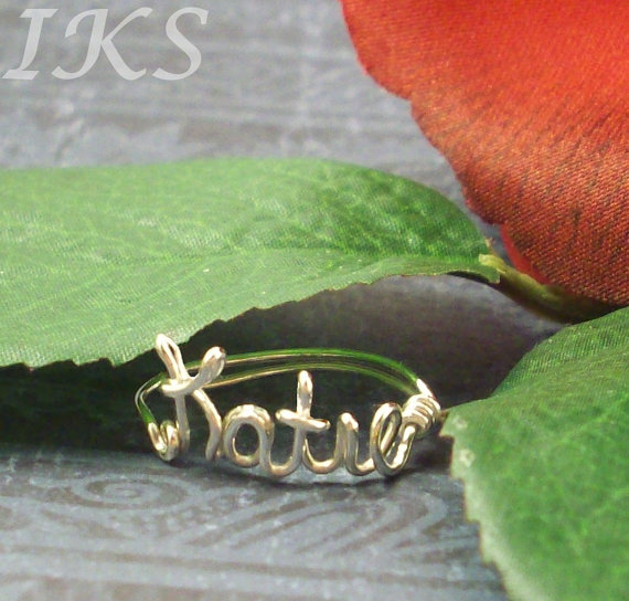 Daughters Ring personalized