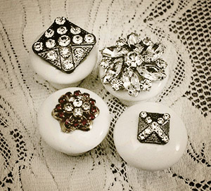 How to Make Gorgeous Knobs All By Yourself
