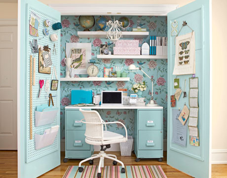 closet office space