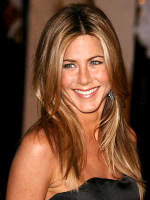 jennifer aniston lowlights and highlights