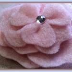 I Heart Posies & Petals Handmade Hair Accessories