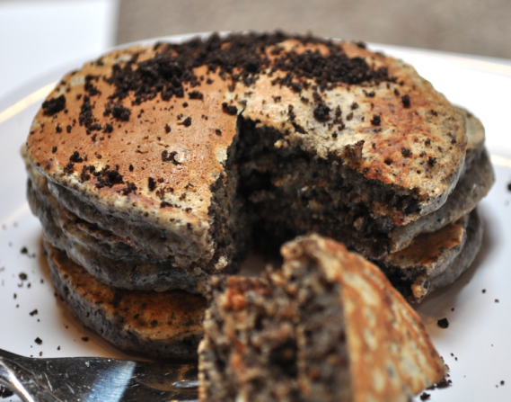 Oreo Pancake recipes