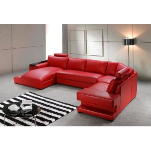 Red Furniture – Because All the Cool Kids Are Doing It