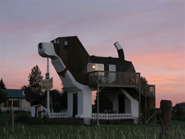 7 Exotic, Strange & Weird Hotels in the US