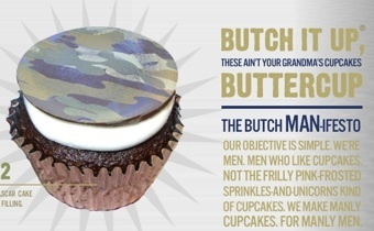 Valentine's gifts for men from Butch's Bakery.