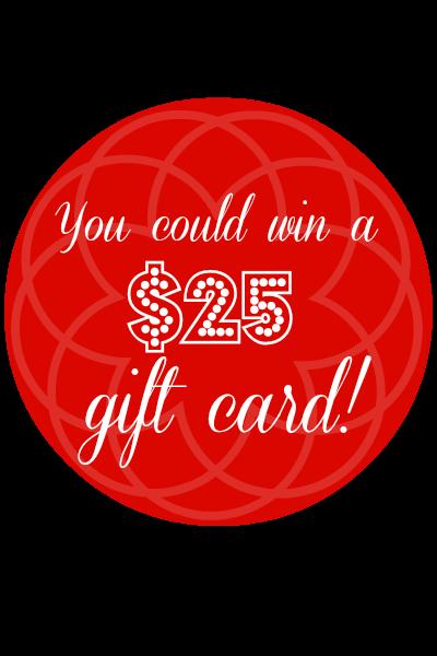 Win a Gift Card!