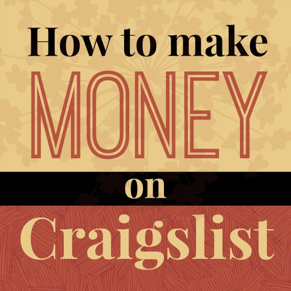 Learn how to make money on Craigslist!