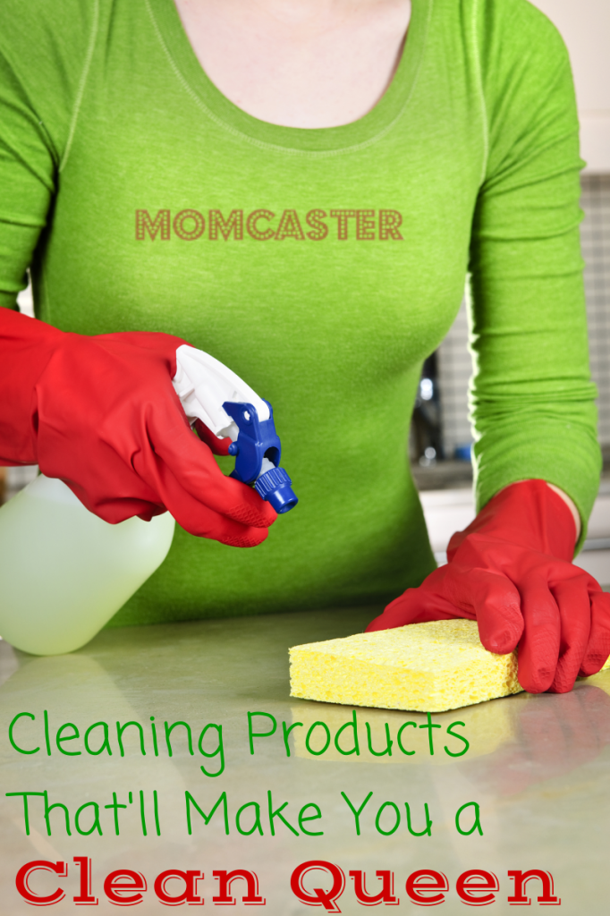 Momcaster's Picks for Cleaning Product Awesomeness!