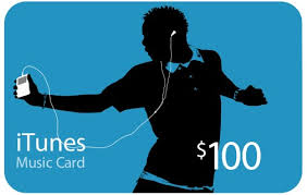 $100 iTunes Gift Card On Sale for $85