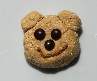 Peanut Butter Playdough Picture