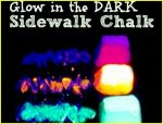How to Make Glow in the Dark Chalks