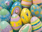 Three Fun Ways of Painting Easter Eggs