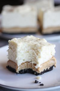 No Bake Marshmallow Cheesecake Bar