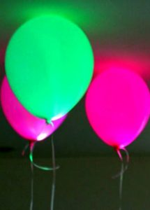 How to Make Glow Stick Balloons