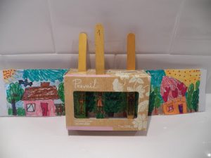 Popsicle Stick Puppet Show