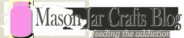Mason jar Crafts Blog