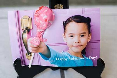 Handmade Valentine's for kids