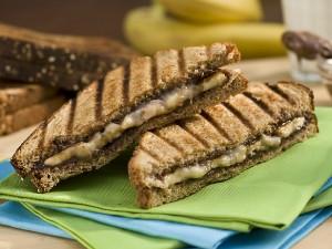 bananas and nutella recipe
