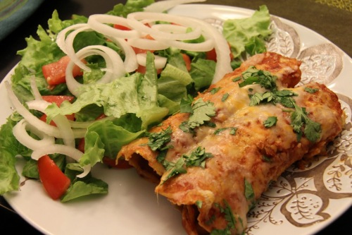 low fat enchilada recipe