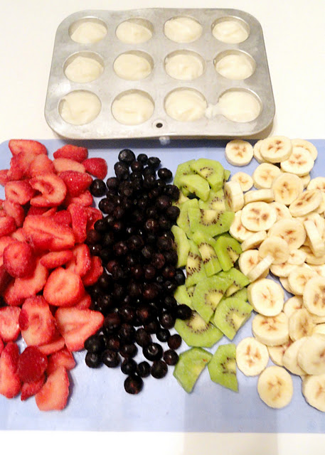 Easy frozen smoothie recipe