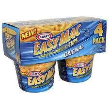 kraft easy mac and cheese