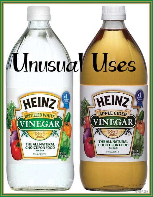 Ways to use vinegar