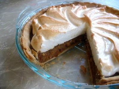 Unique Dessert Pinto Bean Pie