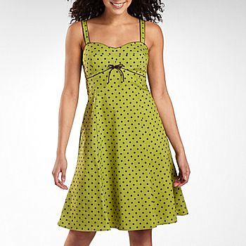Inexpensive sundress from Penneys