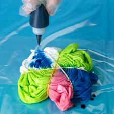Tie Dye Onesie Picture 3