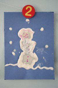 Snow Paint Flour