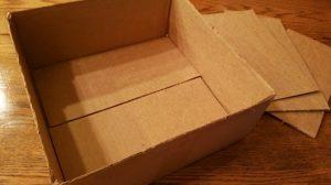 Cardboard Box Car Image 1