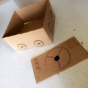 Cardboard Box Car Image 3