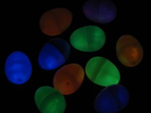How to Make Glow Stick Easter Eggs